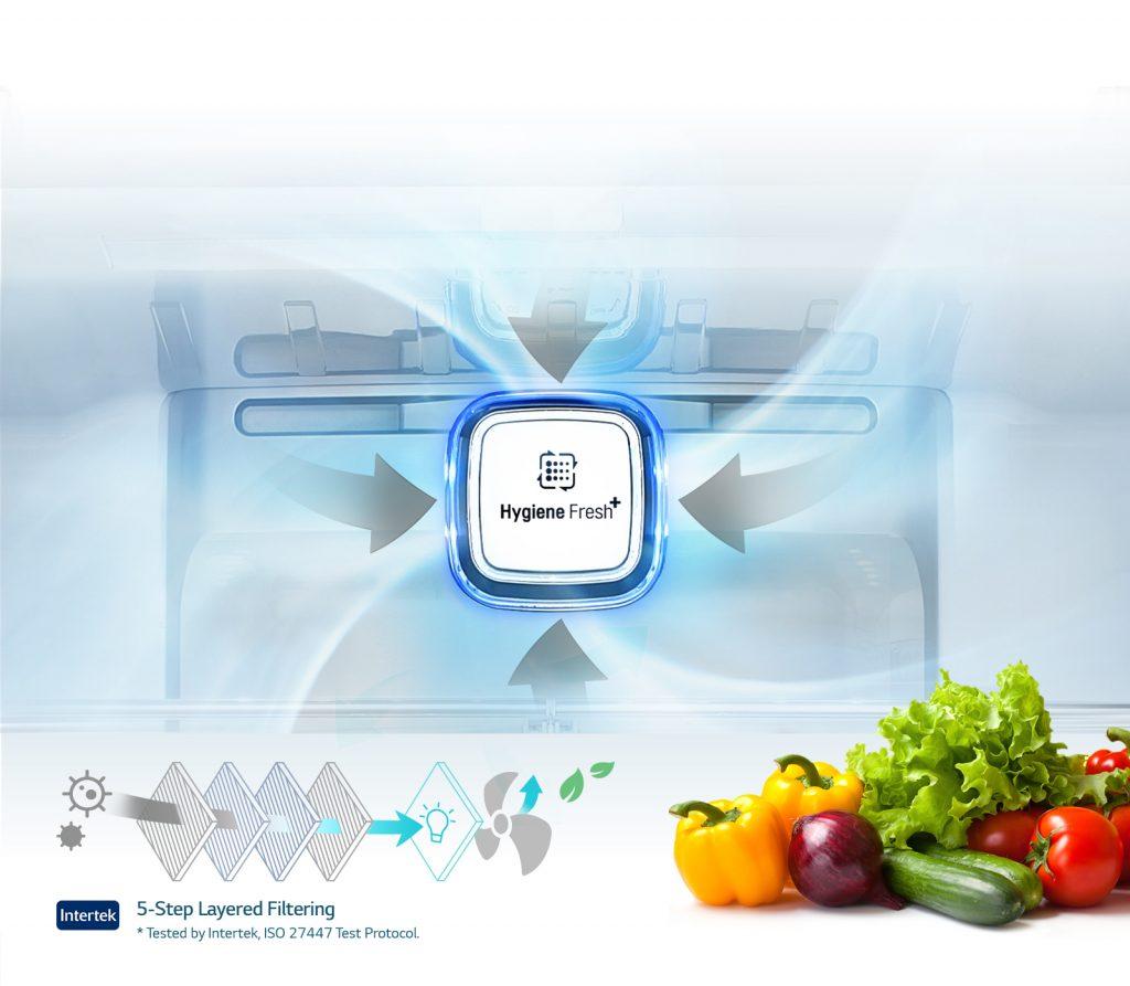 یخچال ال جی مدل J33 یکی از شیک ترین یخچال های ساخت کمپانی LG است. این یخچال خوش ساخت که به صورت ساید باید ساید طراحی و تولید شده به دلیل یخچال ال جی J33