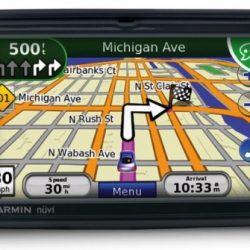 دستگاه GPS  نقشه یاب The GPS locator map