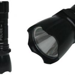 چراغ قوه پلیسی Police flashlight