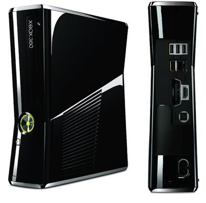 ایکس باکس 360 اسلیم 250 گیگابایت Xbox 360 Slim 250 GB |