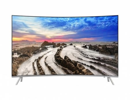 تلویزیون 4K اسمارت منحنی سامسونگ SAMSUNG 4K SMART CURVED LED TV 65MU8500 / 65MU8995 |