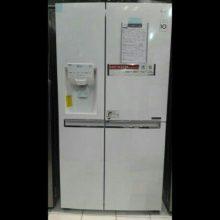 یخچال بنتلی 30 فوت الجی  LG 2018 Door In Door Refrigerator GC-J287SVUV