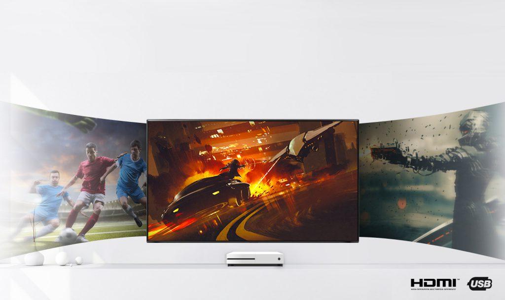 تلویزیون اسمارت 43 اینچ ال جی مدل 43LK6100PVA