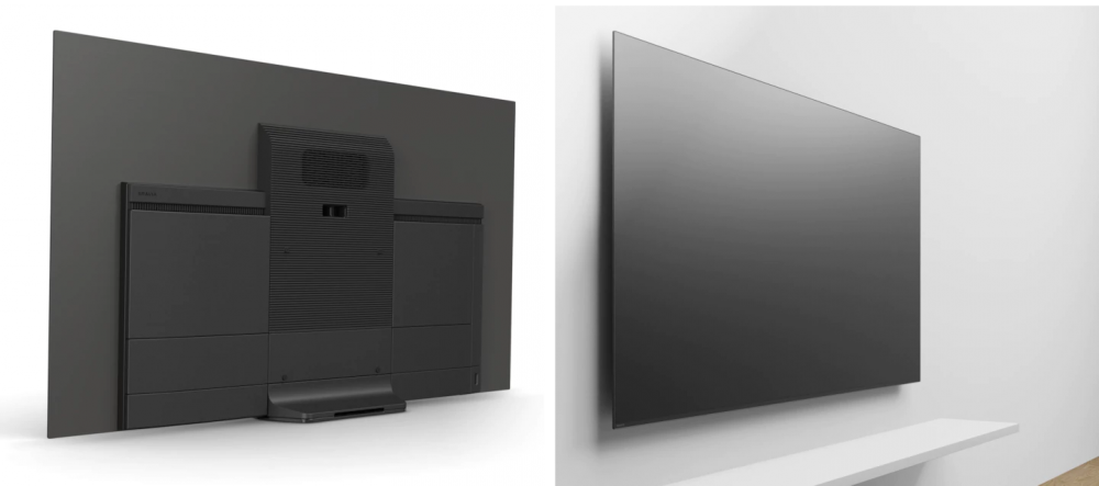 تلویزیون 4K اسمارت 65 اینچ سونی مدل 65A8F
