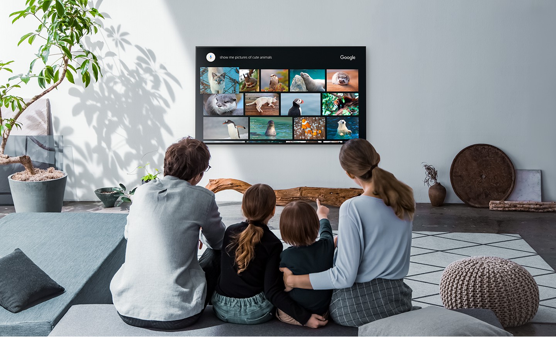 تلویزیون سونی سری X8507G