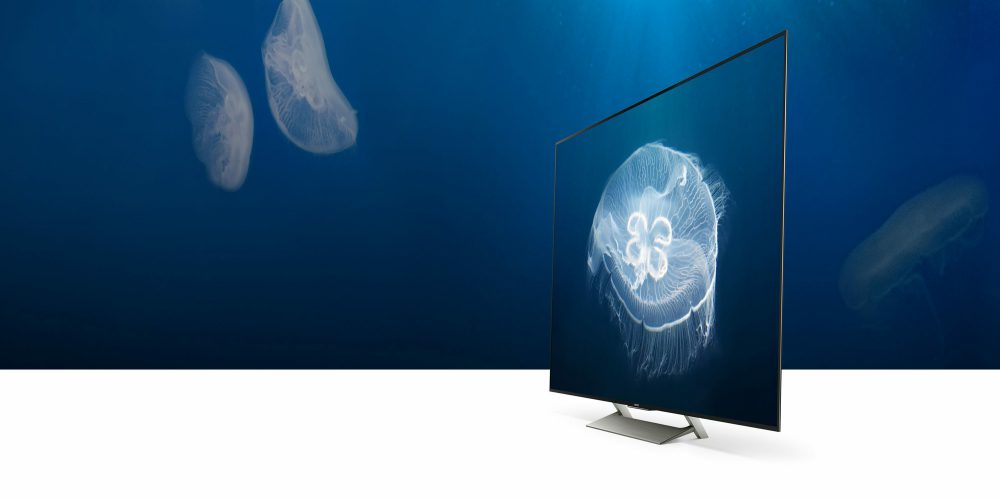 تلویزیون 4K اسمارت سونی مدل 75X9400E