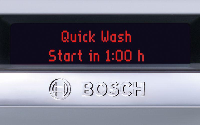 ماشین ظرفشویی توکار 13 نفره بوش مدل SMV46MX01E