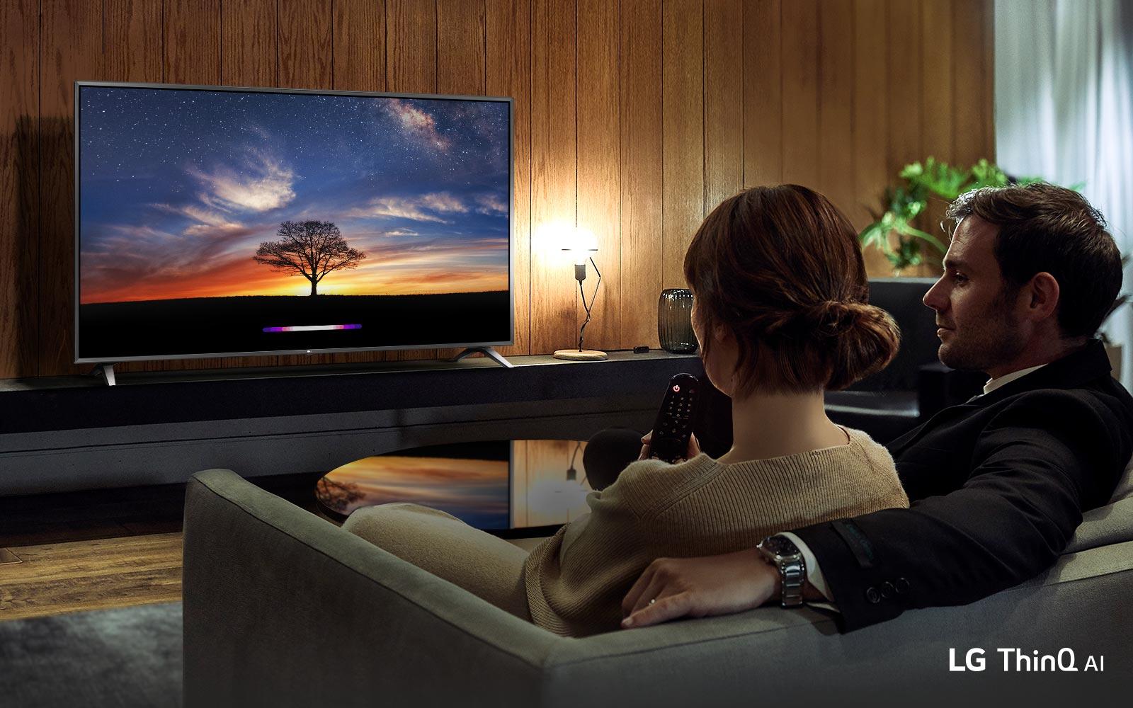 تلویزیون ال جی مدل 43UM7340
