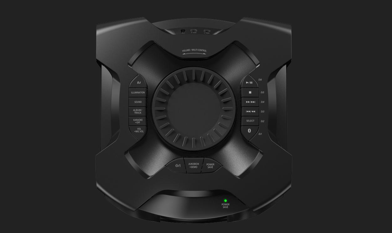 سیستم صوتی 300 وات پاناسونیک مدل TMAX20
