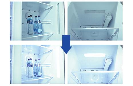 بررسی مشخصات ،اخرین قیمت روز و خرید یخچال فریزر GR-B650GLPL در بانه ویترین ، جدیدترین اطلاعات یخچال GR-B650GLPL ، مشخصات و عکس یخچال GR-B650GLPL