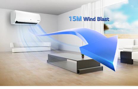 کولر گازی گرم و سرد 24000 اینورتر ال جی LG AIR CONDITIONER 24000 NT247SK3