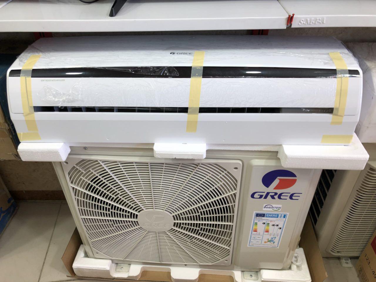 کولر گازی سرمایشی و گرمایشی گری GREE Air Conditioner GM18LO-V 18000 BTU